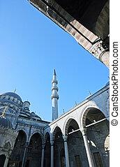 Byzantine mosque