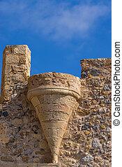 Monemvasia Byzantine castle, Greece