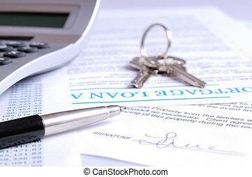 calculador de hipoteca