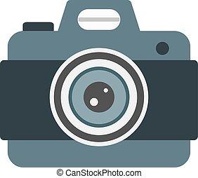 cámara, dslr