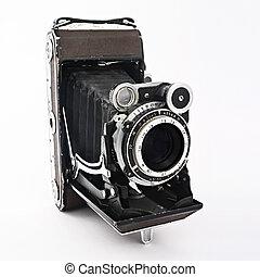 cámara fotográfica de la foto, viejo, película