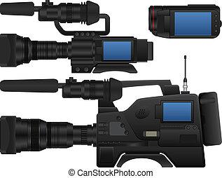 cámara video