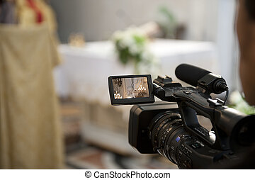 cámara, y, matrimonio