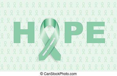 cáncer, ovárico, cinta