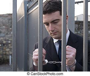cárcel, director, soborno, corrupción