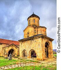 cáucaso, monasterio, gelati