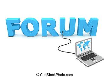 câble, à, forum
