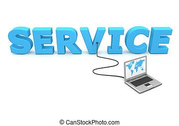 câble, service