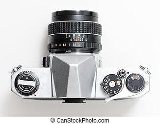 câmera, antigas