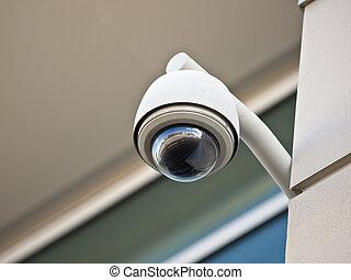 câmera, secutiry