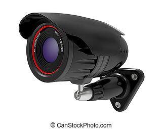 câmera segurança