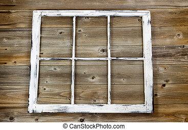 cèdre, conseils, fenêtre, rustique, vendange
