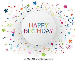 célébration anniversaire