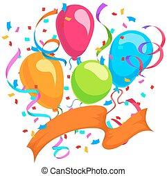 célébration, illustration