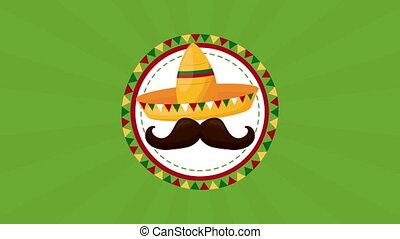 célébration, mexicain