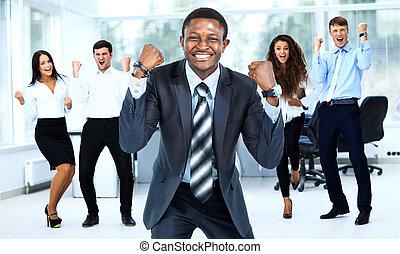 célébrer,  Business, équipe