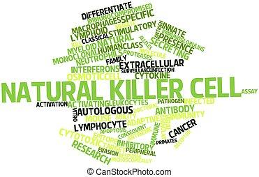 célula, asesino, natural