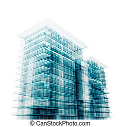 céntrico, arquitectura