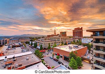 céntrico, asheville