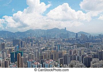 céntrico, hong kong