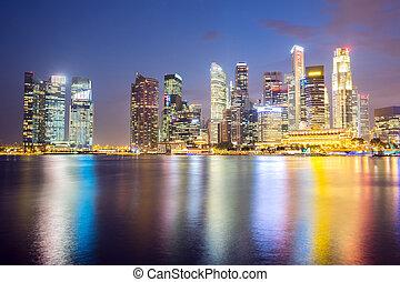 céntrico, singapur
