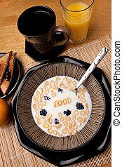 céréale petit déjeuner