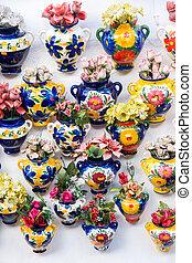 céramique, espagnol