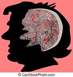 cérebro, cobwebs