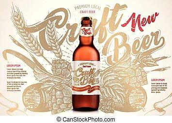 címek, hajó, sör