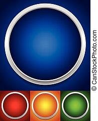 círculo, fondos