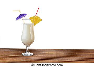 cóctel, alcohólico