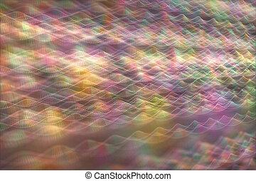 código genético, adn, coloridos, fundo