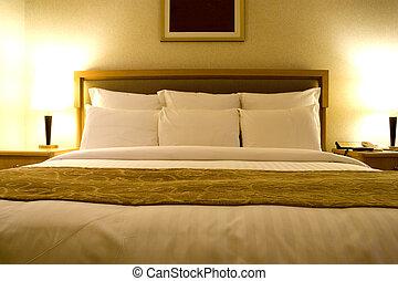 cómodo, cama