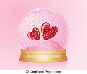 cúpula, valentine