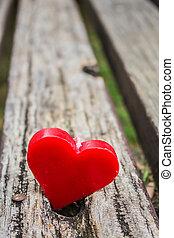cœurs, solitaire, fond