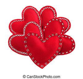cœurs, valentin