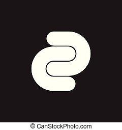 c, 抽象的, 2, ロゴ, 幾何学的, つながれる