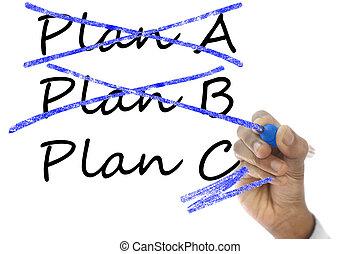 c, b, sur, prendre, traversé, plan