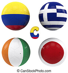 c group of the World Cup