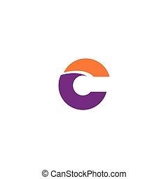 C Letter Logo