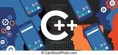 C mobile application programming language coding software technology