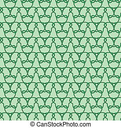 c, padrão, seamless, estilo céltico