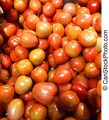 c, -, vitamine, source, biotine, excellent, tomates