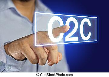 c2c, 概念