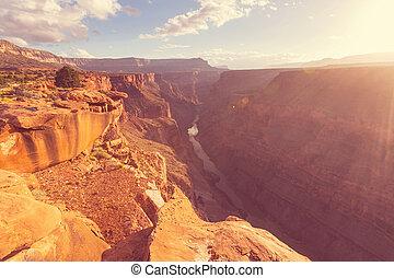 cañón, magnífico