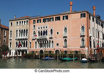 Ca Sagredo Grand Canal Venice