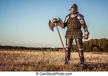 caballero, medieval