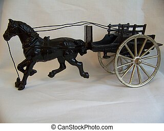 caballo y calesa