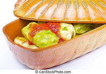 cabbage rolls -...