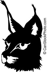 cabeça, lynx